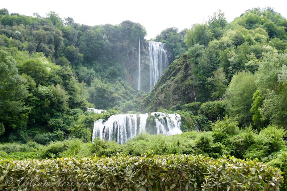 мраморные водопады сполето фото был удостоен
