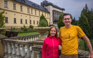 Замок Збирог, Чехия — обзор