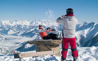 Капрун — обзор и отзывы лыжного курорта