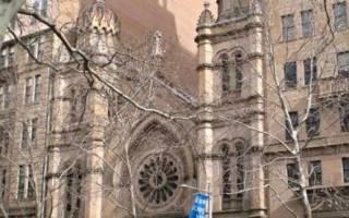 Синагога Тепмло Либертад, Аргентина — обзор