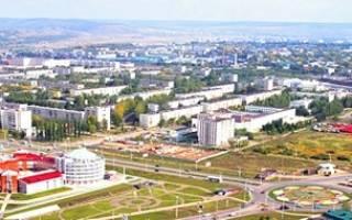 Россия что посмотреть в Альметьевске