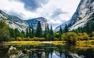 Йосемитский национальный парк, США — обзор