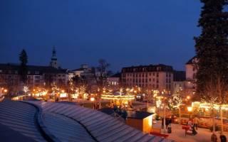 Баден — что посмотреть по городам Австрии