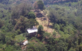 Пирамида Гунунг-Паданг, Индонезия — обзор