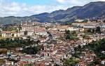 Исторический город Ору-Прету, Бразилия — обзор