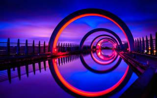 Фолькеркское колесо, Шотландия — обзор