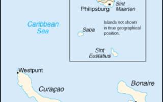 Виллемстад, Нидерландские Антильские острова — обзор