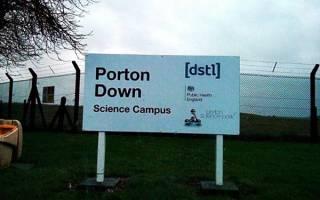 Научный парк «Портон Даун», Великобритания — обзор