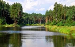 Августовский канал, Польша-Беларусь — обзор