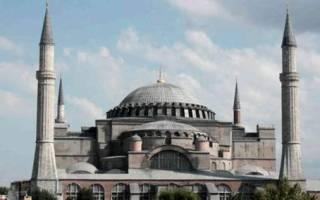 Остатки империи. Монументы Византии: cамые знаменитые строения — обзор