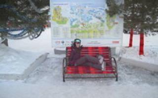 Обзор и отзывы лыжного курорта Банное