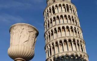 Фото галерея: Падающие башни и здания — обзор