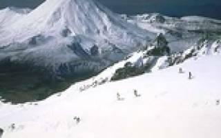 Факапапа — обзор и отзывы лыжного курорта Новой Зеландии