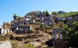 Кайякей, Турция — обзор