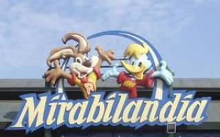Парк Мирабиландия, Италия — обзор