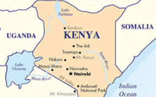 Национальный парк озеро Туркана, Кения — обзор