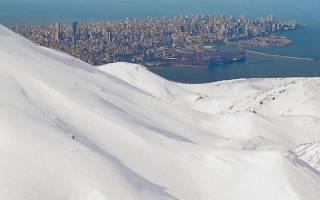 Канат-Бакиш — обзор и отзывы лыжного курорта Ливана