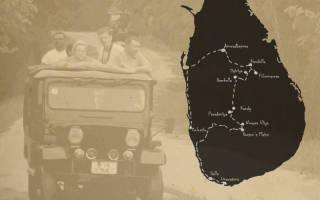 Шри-Ланка — обзор и отзывы для туриста