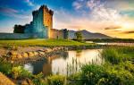 Замок Лисмор, Ирландия — обзор