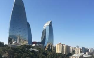 Баку — что посмотреть по городам Азейбарджана