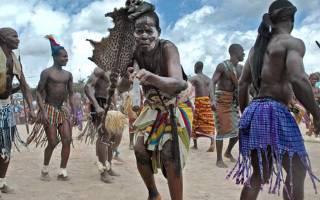 Старый город Гран-Басам, Берег Слоновой Кости — обзор