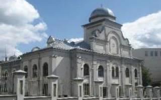 Синагога в Каунасе, Литва — обзор