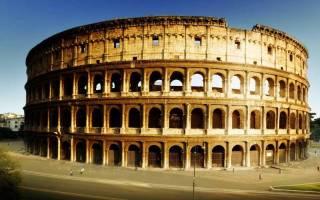 Фото галерея: Действующие древние амфитеатры и арены — обзор