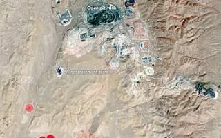 Рудник Голдстрайк, США — обзор
