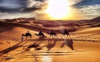 Мерзуга — что посмотреть по городам Марокко