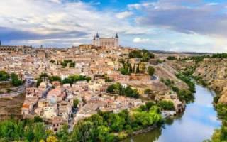 Исторический город Толедо, Испания — обзор