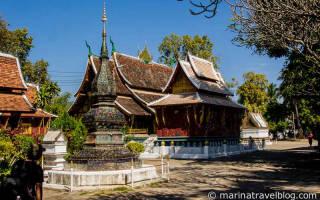Луангпхабанг — что посмотреть по городам Лаоса