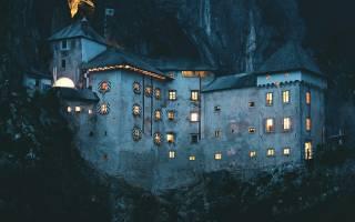 Предъямский замок, Словения — обзор