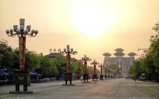 Линьфэнь, Китай — обзор