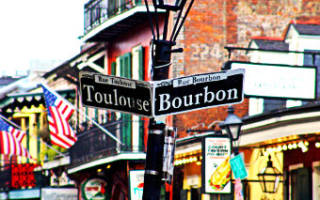 Французский район в Новом Орлеане, США — обзор