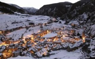 Канильо (Canillo) — обзор и отзывы лыжного курорта