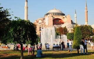 Стамбул — что посмотреть по городам Турции