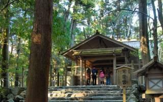 Святилище Исэ-дзингу, Япония — обзор