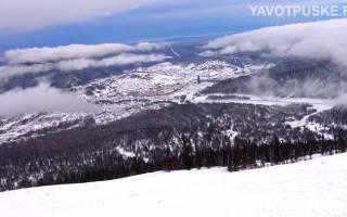 Обзор и отзывы лыжного курорта Шерегеш
