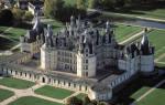Замок Шамбор, Франция — обзор