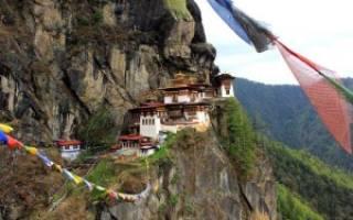 Монастырь Такцанг-Лакханг, Бутан — обзор