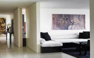 Квартира Донны Каран, США — обзор