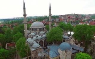 Мечеть Султана Эйюпа, Турция — обзор