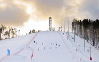 Обзор и отзывы лыжного курорта Райдер (Миасс)