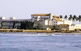 Тюрьма Эльмина, Гана — обзор