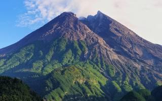 Вулкан Мерапи, Индонезия — обзор