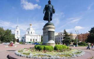 Россия что посмотреть в Твери