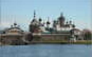 Соловецкие острова — что посмотреть по городам России