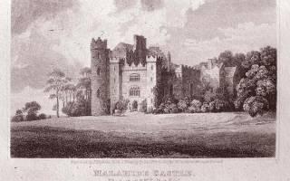 Замок Мэлахайд, Ирландия — обзор