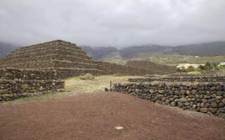 Пирамиды Гуимар, Испания — обзор