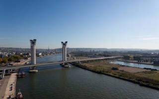 Мост Гюстава Флобера, Франция — обзор